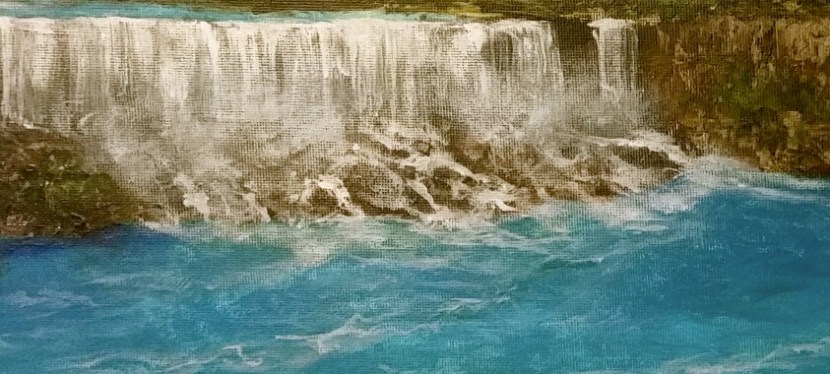 Acrylic Niagara Falls