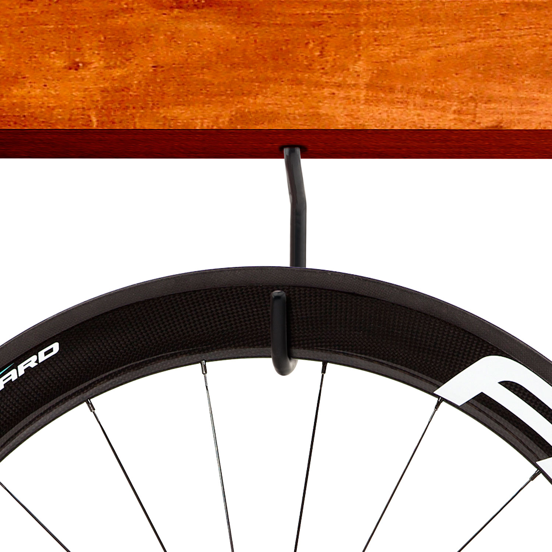 2x Fahrrad Haken Aufbewahrungshaken Deckenhalter Rad