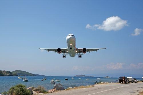 S Plane-Landing