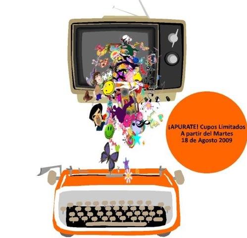 afichetaller guion '09 segundo semestre
