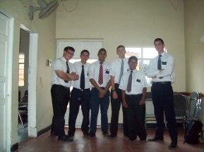 The Elders of Los Pinos