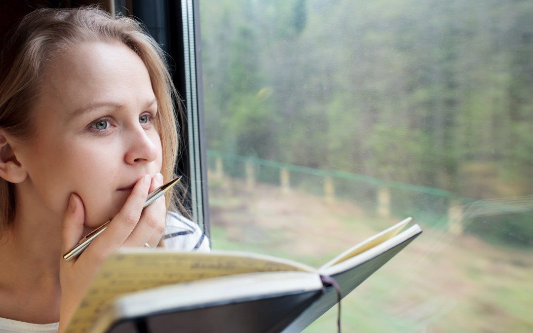 The 4 Master Habits of Real Writers