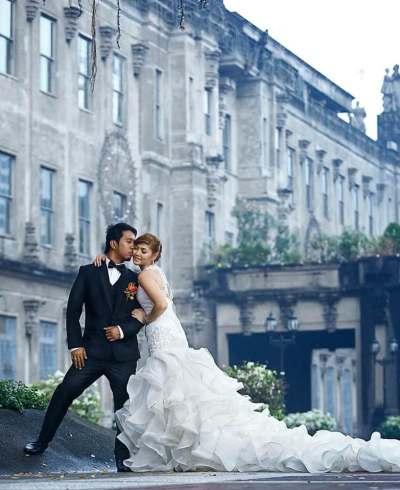 Bride Bjhornie