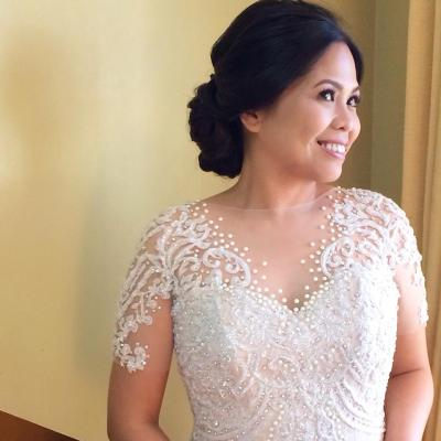 Bride Pau