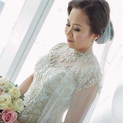 Bride April