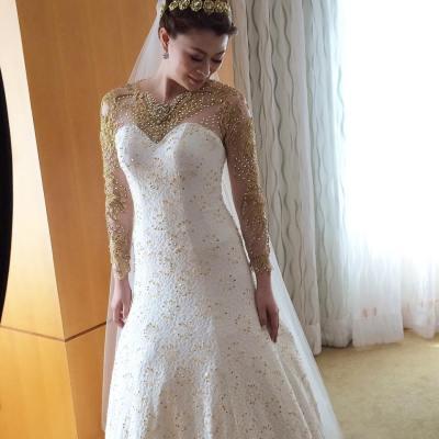 Bride Christelle