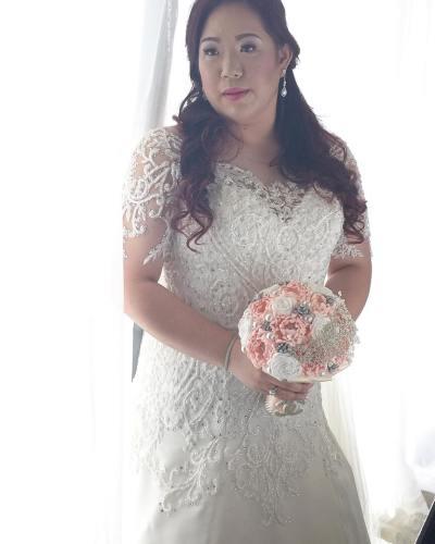 Bride Aimee