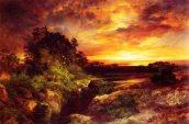 An_Arizona_Sunset_Near_the_Grand_Canyon_1898