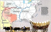 United States National Park Service-Map, Robert McGinnis-illustration