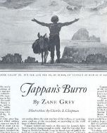 Tappan's Burro from Ladies' Home Journal of June 1923