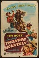 Thunder Mountain - 1947 edition