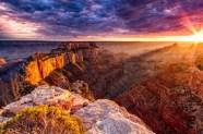 North Rim of the Grand Canyon;  Credit: Visit Southern Utah
