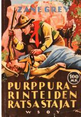 Riders of the Purple Sage - Finnish