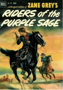 Riders of the Purple Sage - Four Color