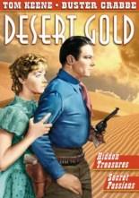 1936 Desert Gold DVD cover