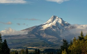A view of Mount Hood National Forest in Oregon. USDA Forest Service photo by Cecilio Ricardo