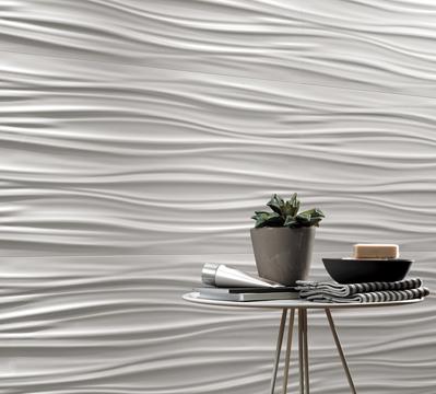 Piastrelle 3D per Rivestimenti  Zanella
