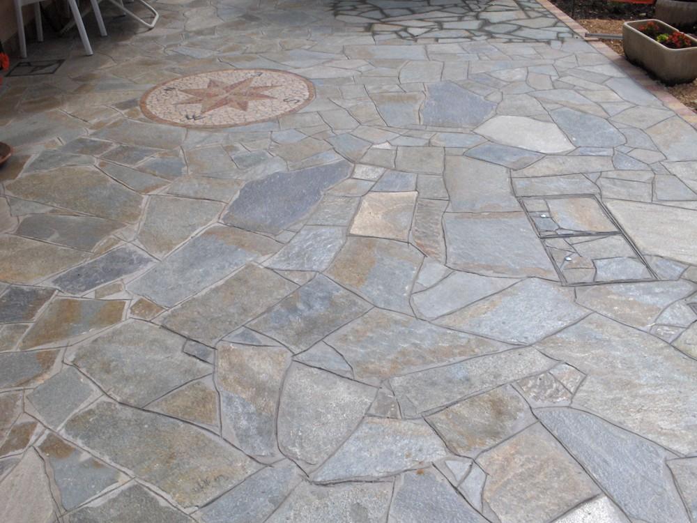 Pavimenti esterni guida alla scelta della tipologia e dei materiali  Zanella