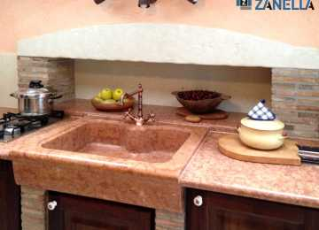 Lavello Cucina In Pietra | Lavelli In Muratura