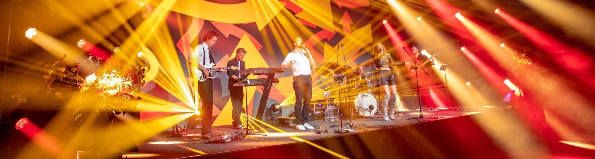 Live band Act on Demand