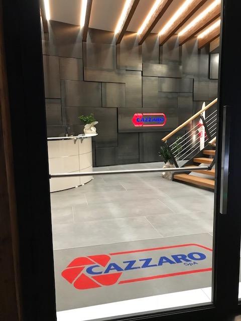 Nuova sede Cazzaro spa a Zero BrancoZanibellato