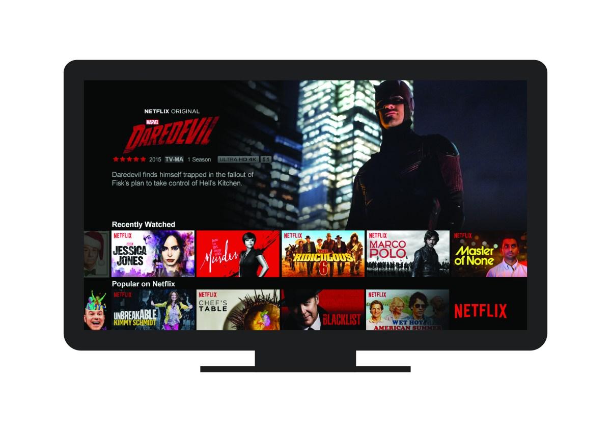 Netflix 改變你觀影習慣的10種方式   《贊》網志