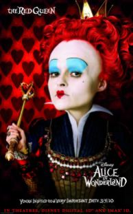 Red Queen poster