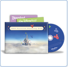 Disney Vacation Planning DVD