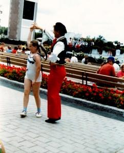 World Showcase Dancers