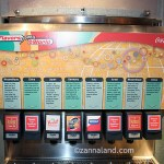 Club Cool by Coca-Cola's beverage choices