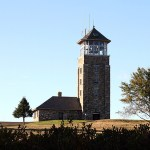 Quabbin reservoir tower