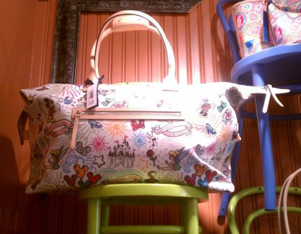 Disney Dooney & Bourke Large Duffle $395