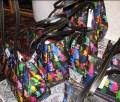 Disney Dooney and Bourke Black Wonder bag