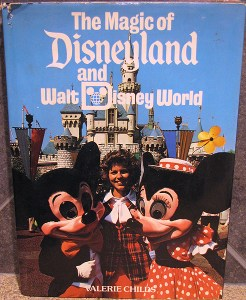 The Magic of Disneland and Walt Disney World cover