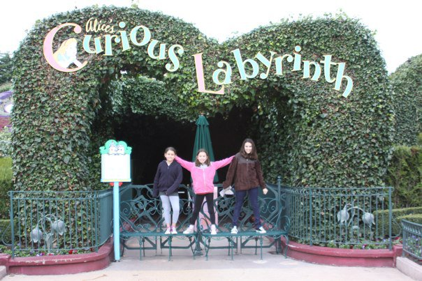 Disneyland Paris Alice's Curious Labyrinth