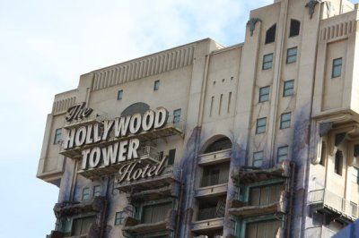 DLPR Tower of Terror
