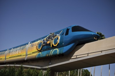 Tronorail tron monorail