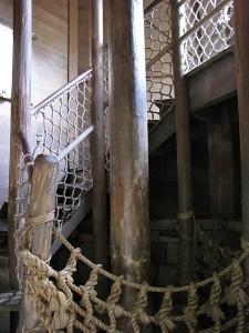 inside Potters Mill