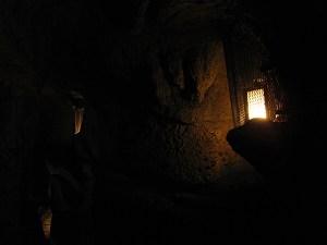 inside injun joes cave