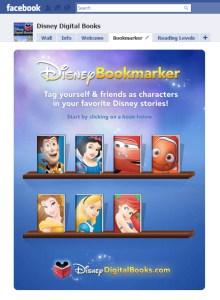 DisneyBookMarker