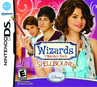 WOWP DS Game