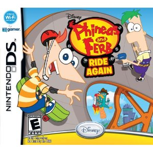 Phineas and Ferb Ride Again