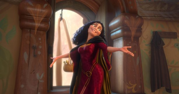 Mother Gothel Tangled