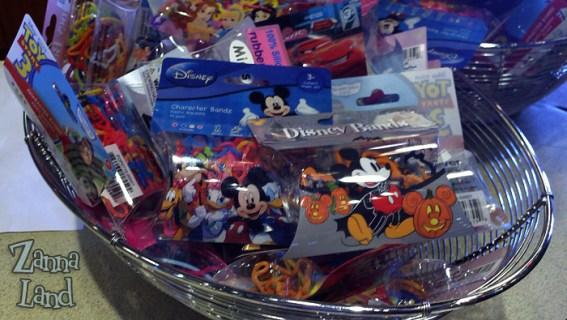 Halloween Disney character bands
