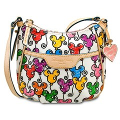 Disney Dooney and Bourke Mini Margot Balloon Design
