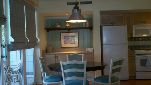 Old Key West renovated room