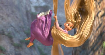 Disney Tangled Rapunzel