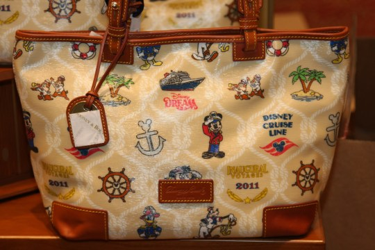 Disney Cruise Line Dream Inaugural Dooney
