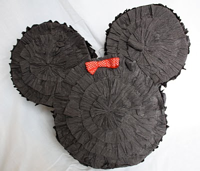 Minnie Mouse party pinata
