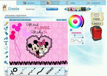 Disney.com Valentines